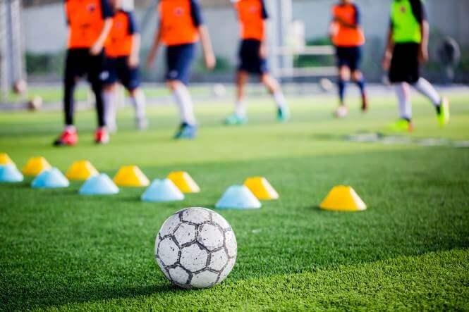 Staatlich Zugelassene Athletiktraining Fussball Weiterbildung